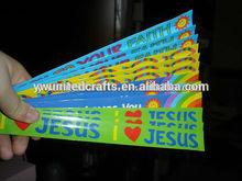2012 fashion sport pvc slap wrap bands