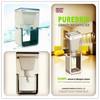 gravity water filter ,ceramic cartridge candle,NMC media ,OEM
