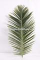 Baratos de palmera artificial de la hoja, para hacer la decoración falso fresco de la hoja
