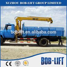 Hot Sale Famous Hydraulic Crane Mobile Crane for Truck Boom Lift with CE Certificate for Sale SQ3.2ZA2