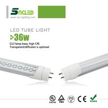 hot sale driverless Everlight smd 2400mm T8 LED tube light gibson les paul
