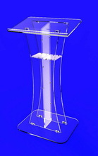 High quality Crazy Selling acrylic podium pulpit and lectern