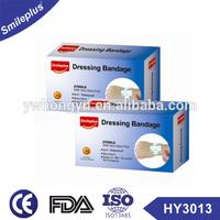 Adopting advance waterproof material PU dressing bandage publish by alibaba electronic