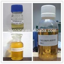 Chlorpyrifos 20%, 40%, 48%, 50% EC, CAS: 2921-88-2