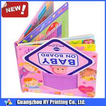 formato su misura stampato inglese di libri per bambini
