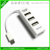 New Arrival mini 4 Port internal usb network otg hub