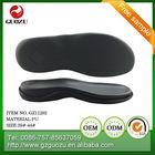 wholesale mens pu shoe soles