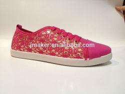 Casual lady footwear fashion shoe