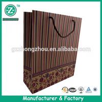 kraft paper gift bag,small kraft brown paper bags,kraft paper bag for clothes