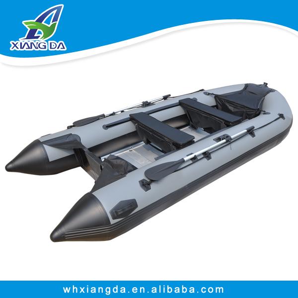 High Speed Catamaran Hull Made