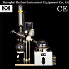 High Quality Glass Vacuum Distillation Apparatus with 5L Rotary Flask
