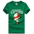 Personalizzato caldo vendere alto, qualità con slogan modello mens t shirt
