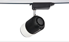 high quality 30w cob track lighting led track lights led 30w 3000K for clothes shops