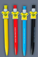 Novelty T Shirt Clip Character Cartoon Pen YB-107
