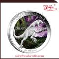 2015 Avustralya yaş dinozorların australovenator 1oz gümüş sikke