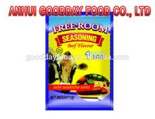 nice packing seasoning powder beef flavor