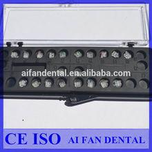 [ AiFan Dental ] High quality Sapphire Brackets orthodontic brace