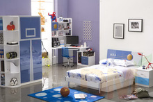 2014Newest Colorful kids bedroom modern furniture guangzhou
