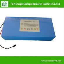 rechargeable 48V 20Ah LiFePO4 Battery pack/module for UPS,ebike,e-scooter,e-skateboard