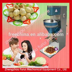 Good performance meatball machine/meatball making machine/food stuffed ball making machine