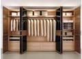 2014 las ventas caliente china hecha de alta calidad del armario con puertas correderas con la cerradura