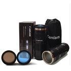 Creative Coffee Mug of Caniam 70-200mm Camera Lens Shape With Glass Lid