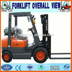 Factory Price Selling 2Ton Nissan LPG Forklift Truck (FG20C)