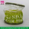 mordern&fashionalable pvc clear vinyl plastic tote cosmetic bag