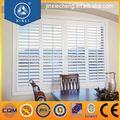 6063 6061 y persianas de aluminio ventanas abatibles, cuarto de baño persianas de la ventana
