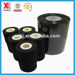 hot ink coding roller machine printer parts 36mm*32mm black hot printing ink roller for date coding