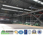 China Professional Prefabricated Steel Structure Manufacturer Frame Modular Warehouse Housing