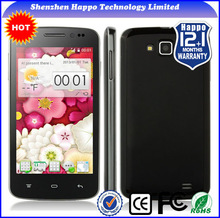 G7108 4.3inch, 480*800 pixel 512MB+4G MTK6572 Dual core 1.3Ghz Factory sell cheap android phone clone