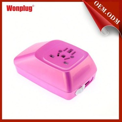 Hot sale! new arrival factory direct selling multi adapter travel adaptor