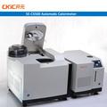 Controle de qualidade equipamento de laboratório para carvão teste