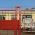 Soldados wire fence painéis/cerco de malha para cães/cerca modelos para casas