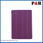 PU Leather Multi-Folding Folio Wallet Case for Apple iPad Air