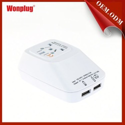 Hot sale! new arrival factory direct selling multi voltage power adapter