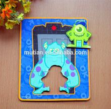 Gifts fridge magnet puzzle for kids,giveaway fridge magnet