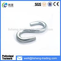 High quality galvanized s-hook