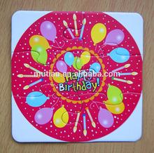 Funny fridge magnet puzzle for kids,giveaway fridge magnet