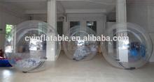 المياه المشي الكرة، t-- سستة نفخ الكرة المياه، كرة الماء