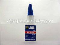 With Screw Cap super glue 502 Bottle for 20g , 496# bottle