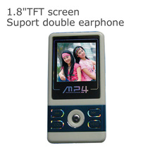 New MP3 MP4 Player With 1.8'' Inch TFT Screen, 2GB/4GB/6GB/8GB, Support TF card