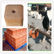 salt mineral block lick cattle for dairy farms use
