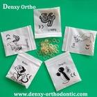 1/4, 8/1 , 16/1 Monkey , Robit zoo pack dental elastic band