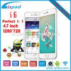 4.7 inch smartphone mtk 6582 quad core, ips screen, 1GB/16GB memory