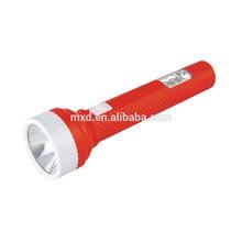 1w plastic flashlight led torchlight