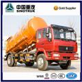 Sinotruk howo 4x2 bomba de vacío de succión de aguas residuales de camiones tanque de( 8m3)