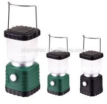 19 led lantern light/waterpoof rechargeble green flashlight