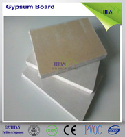 Plaster Gypsum Wallboard with CE Certificate 12.7mm